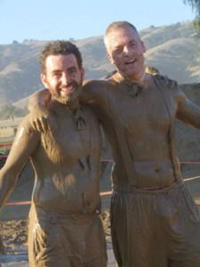 Muddy Stu and Peter